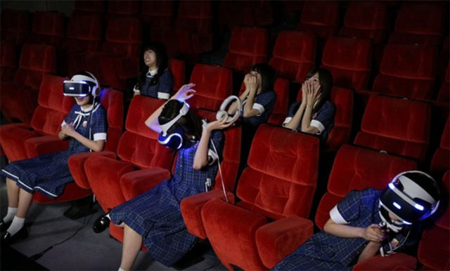 【エンタメ画像】《乃木坂46》『PSVR』ってすごいな☆こんなん乃木坂ちゃんの『VR』できたら全力で買うわ☆