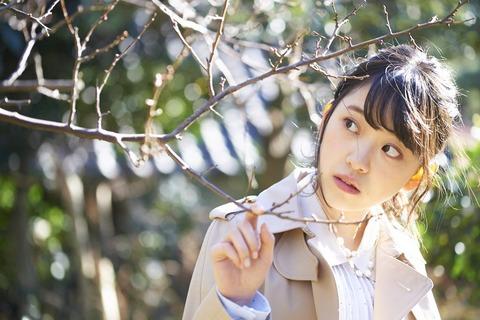 【乃木坂46】堀未央奈『B.L.T.6月号』のグラビア未公開カットが公開!