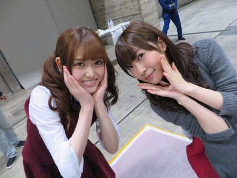 【乃木坂46】松村沙友理 本日の握手会でHKT48の7ホールに登場!HKT48支配人が画像を公開!