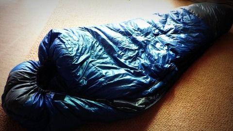 【不思議】魔法の寝袋
