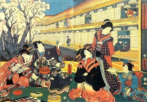 【時空の歪み】一瞬だけ江戸時代へタイムスリップした話