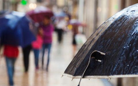人類の雨対策が未だに傘ってヤバくない?