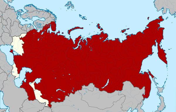 ロシアの北の方って何があるの?