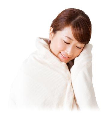 ゼンケン 電気掛敷オーガニックコットン毛布