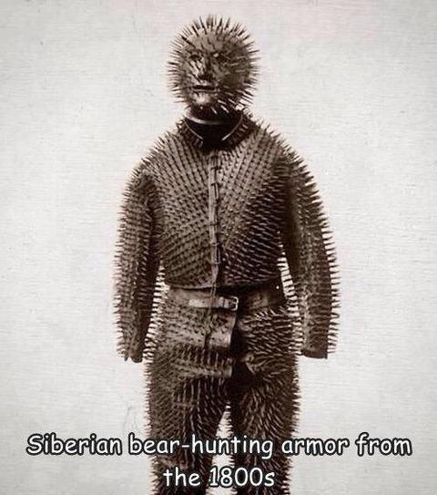 1800年代のグリズリースーツがヤバいw!