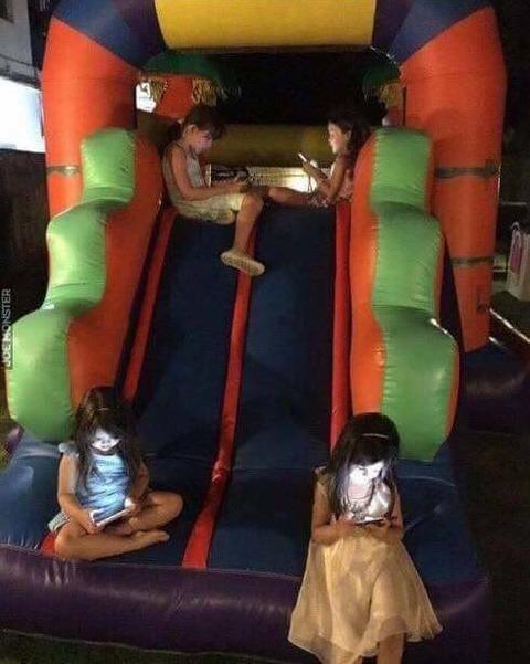 最近の子供たちの遊びの違い (2)