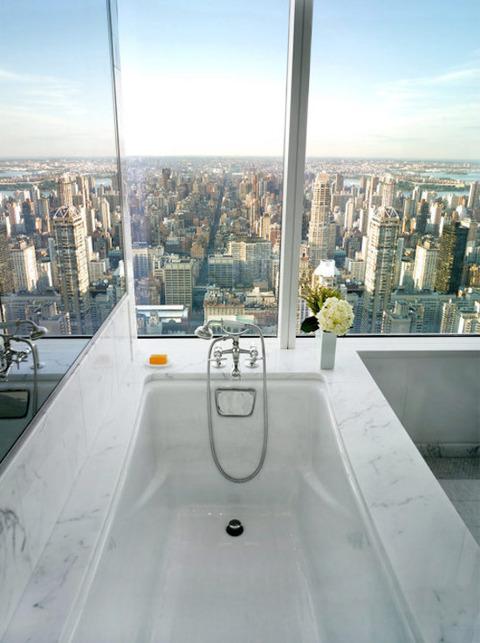 高層マンションのお風呂