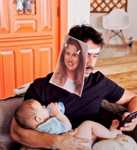 男が赤ちゃんを面倒を見る際のアイデア