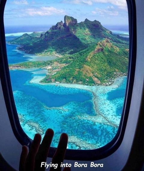 夢の楽園ボラボラ島