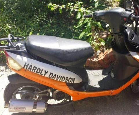 ハーレーダビッドソンのスクーターwww