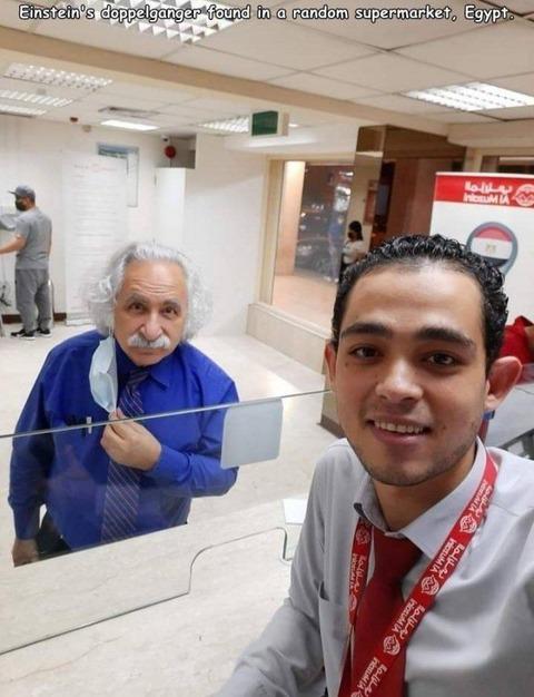 エジプトのアインシュタイン