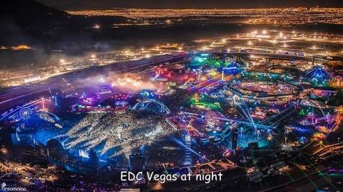 ラスベガスの夜景が凄いww!!