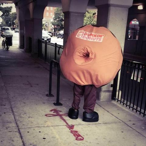 ドーナツのコスプレがヤバいwww