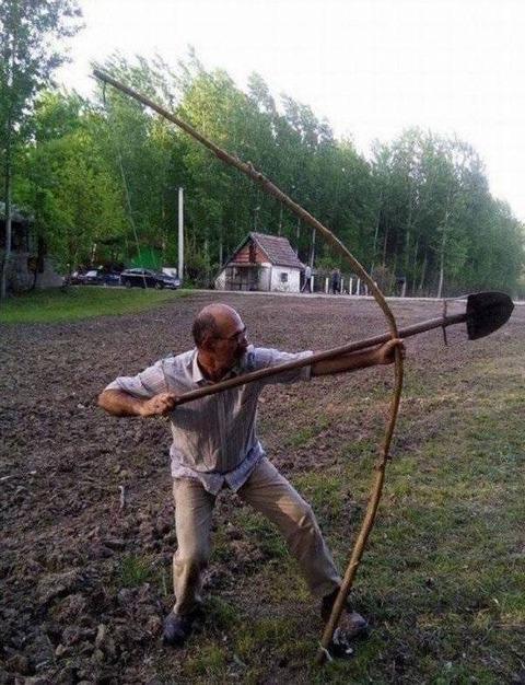 農夫の武器がヤバいwww