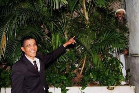 アメリカのオバマがビン・ラディンを見つけた瞬間