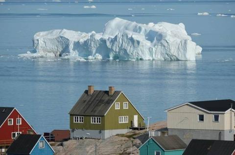すぐそこに流氷が来る町