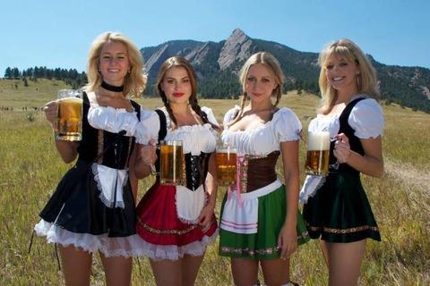 ビールの女たち