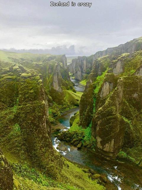 アイスランドの風景が凄すぎ!!