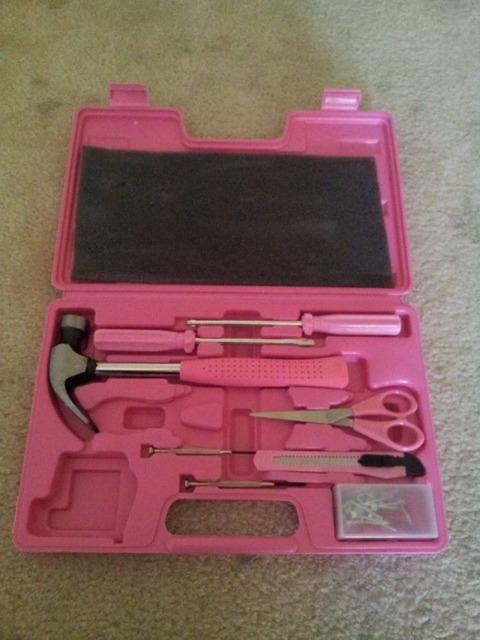 女性用工具箱