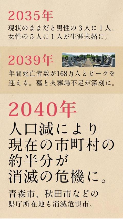 絶望的な日本の未来 (3)