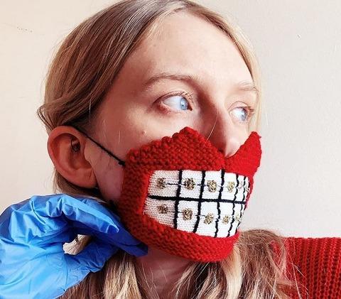 独創的なマスク作家の作品 (4)