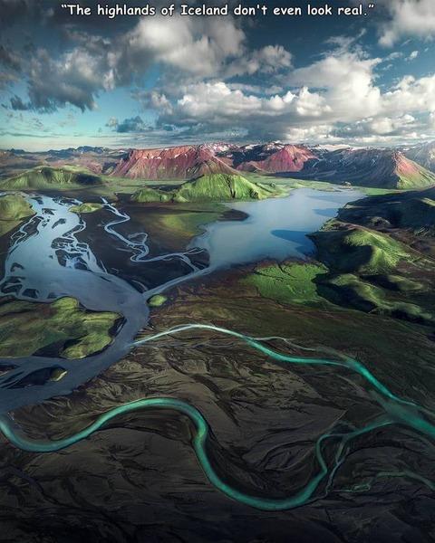 アイスランドの景色が凄すぎる