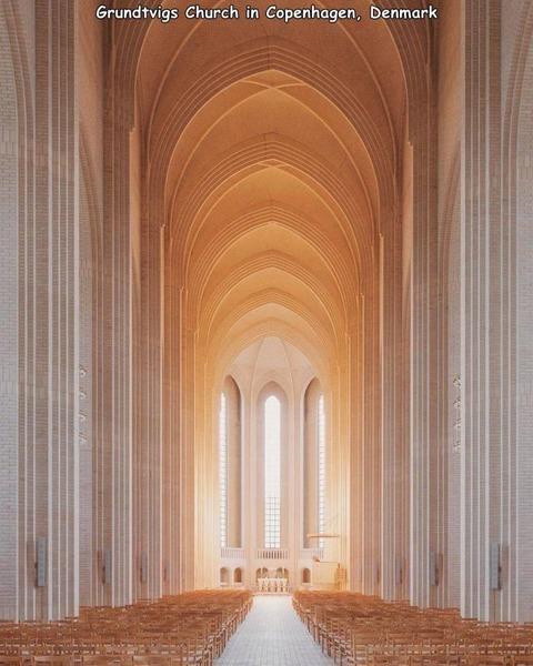 コペンハーゲンにあるという教会の写真