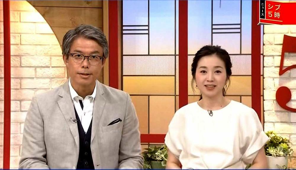 松尾キャスター