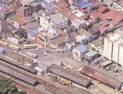 Rail Freights DB:町田駅(旧・...