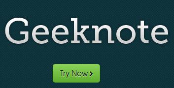 geeknote logo