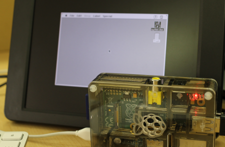 Raspberry Pi and Mini vMac