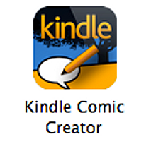 kindle comic creater logo image