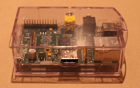 Raspberry Pi unpacking 07