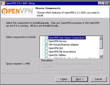 install - Open VPN