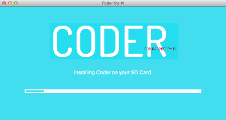 06 coder setup - install progress