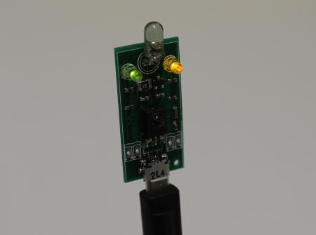 irMagician LED capture mode
