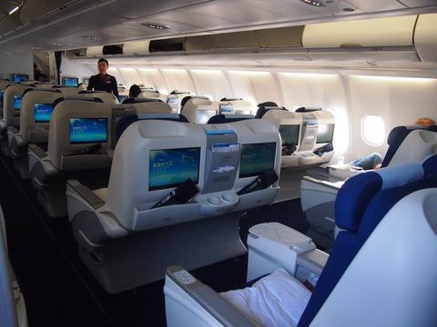 上海(SHA)-羽田(HND) 中国東方航空MU537便 エコノミークラス搭乗記 ...
