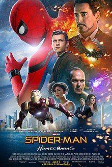 SpiderManHomecoming