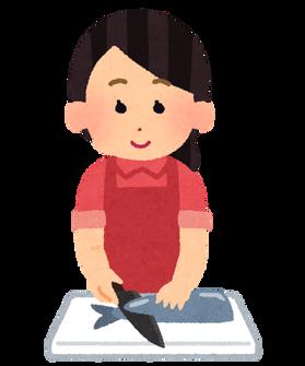cooking_sakana_woman