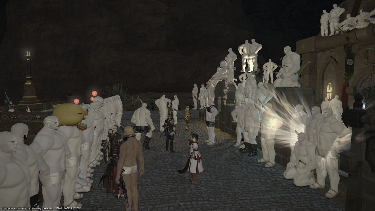 ff14 how to become a white mage
