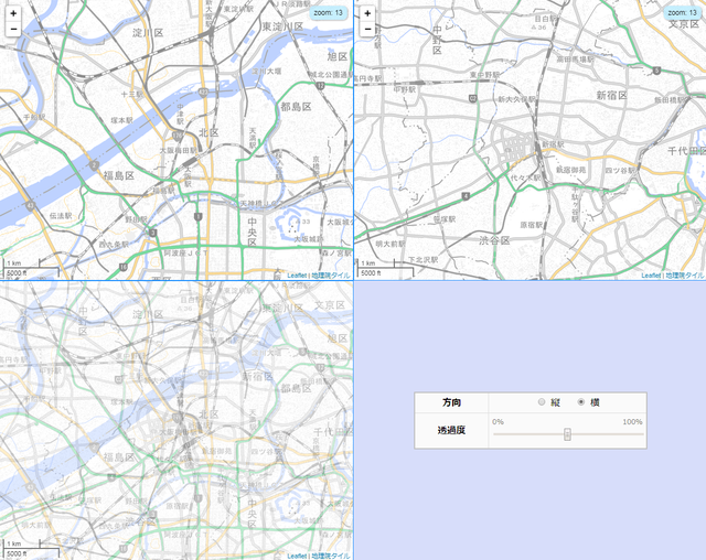 map-compare-overlay