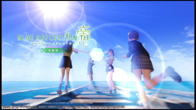 BLUE REFLECTION TIE_帝 体験版-015