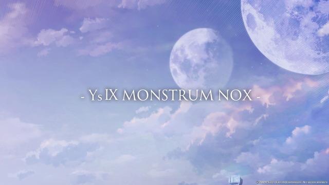 イースIX -Monstrum NOX-083