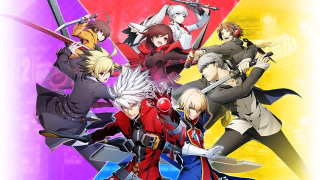 BLAZBLUE CROSS TAG BATTLE_top