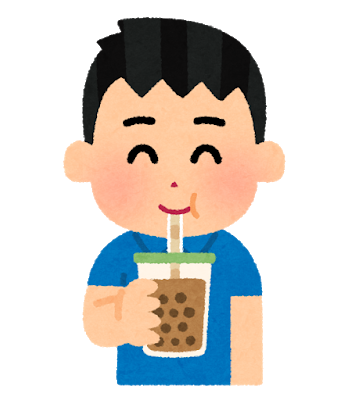 drink_tapioka_tea_man