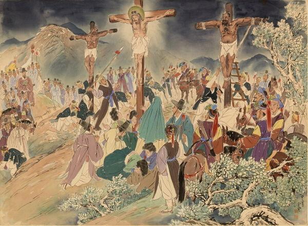 a07e56be キリストは韓国人?話題となっている聖画の真相。