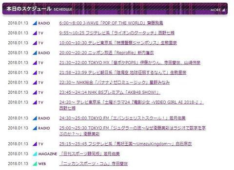 乃木坂ちゃんがこんなに活躍する日がくるなんて・・・