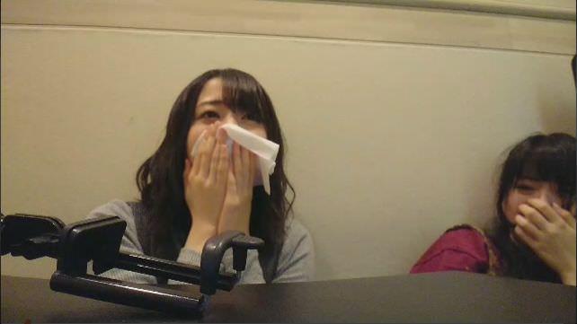 【AKB48】佐々木優佳里、馬嘉伶がSRで号泣・・・【ゆかるん/まちゃりん】