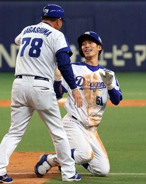 京田「目指している選手は、守備が堅実な鳥谷さん」