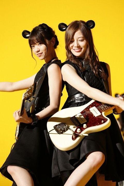 乃木坂46で『ギターがカッコ良い』楽曲は??